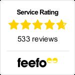 Feefo Service Rating